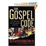 The Gospel Code - Ben Witherington